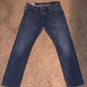 Men's Ralph Lauren Hampton Straight Jeans